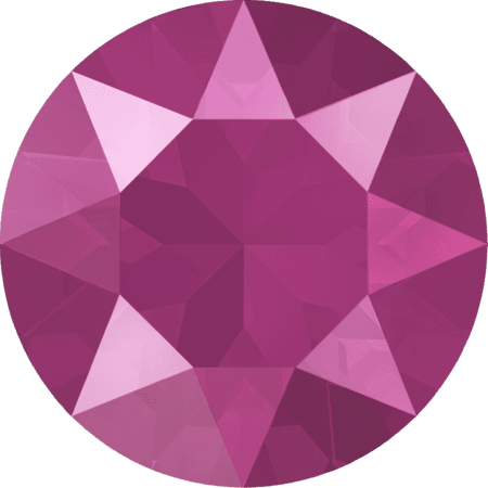 Swarovski 1088 - XIRIUS Chaton, Crystal Peony Pink