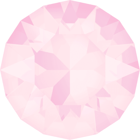 Swarovski 1088 - XIRIUS Chaton, Crystal Powder Rose