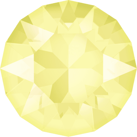 Swarovski 1088 - XIRIUS Chaton, Crystal Powder Yellow