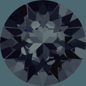 Swarovski 1088 – XIRIUS Chaton, Graphite