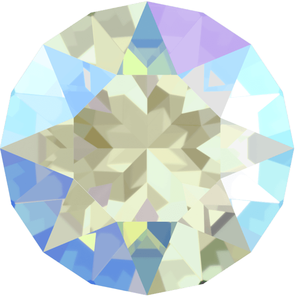 Swarovski 1088 - XIRIUS Chaton, Light Sapphire Shimmer