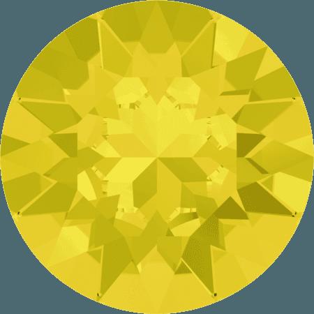 Swarovski 1088 - XIRIUS Chaton, Yellow Opal