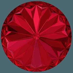 Swarovski 1122 - Rivoli Chaton, Scarlet