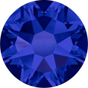 Swarovski 2088 - Xirius Rose, Crystal Meridian Blue
