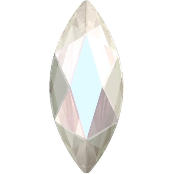 Swarovski 2201 - Marquise, Crystal AB