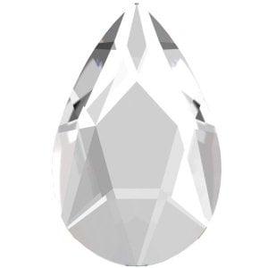 Swarovski 2303 - Pear Flat