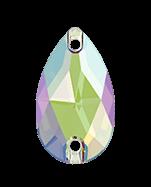 Swarovski 3230 - Drop, Erinite Shimmer