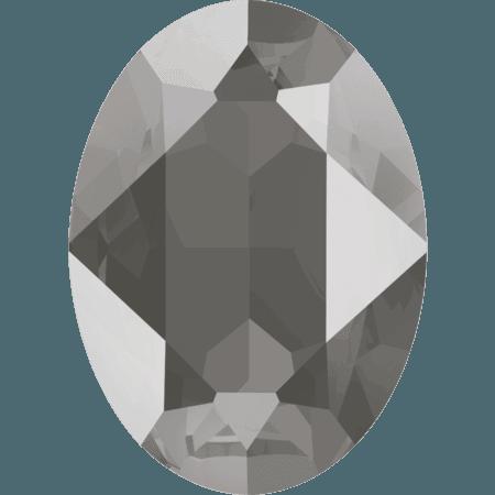 Swarovski 4120, Crystal Dark Grey