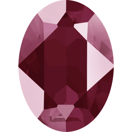 Swarovski 4120, Crystal Dark Red