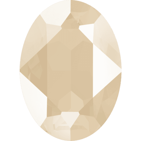 Swarovski 4120, Crystal Ivory Cream