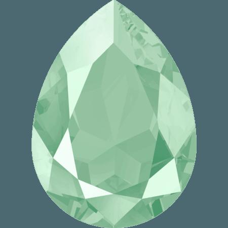 Swarovski 4320, CR Mint Green
