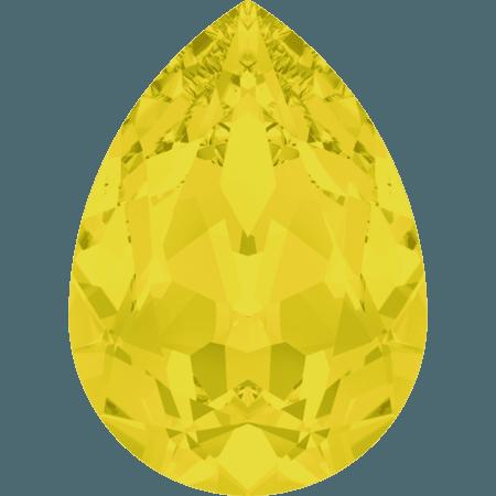 Swarovski 4320, Yellow Opal