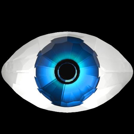 Swarovski 4775 - Eye Fancy Stone
