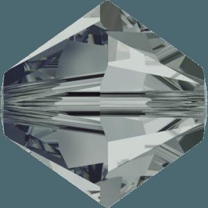 Swarovski 5328 Black Diamond