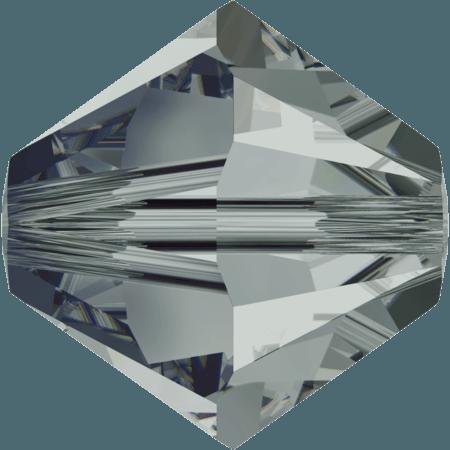 Swarovski 5328 - XILION, Black Diamond
