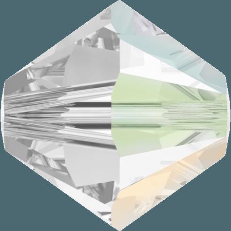 Swarovski 5328 - XILION, Crystal AB Satin