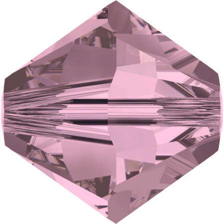 Swarovski 5328 CR Antique Pink