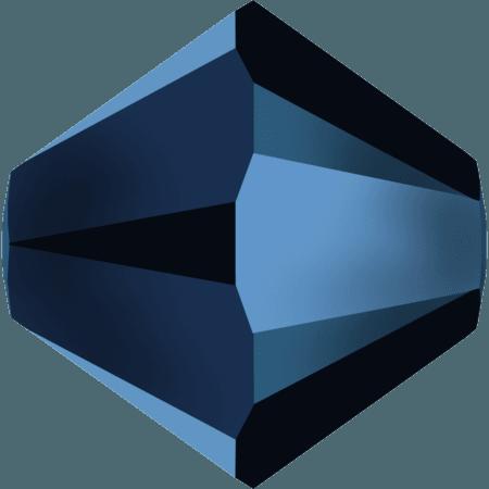 Swarovski 5328 - XILION, CR Metallic Blue 2x