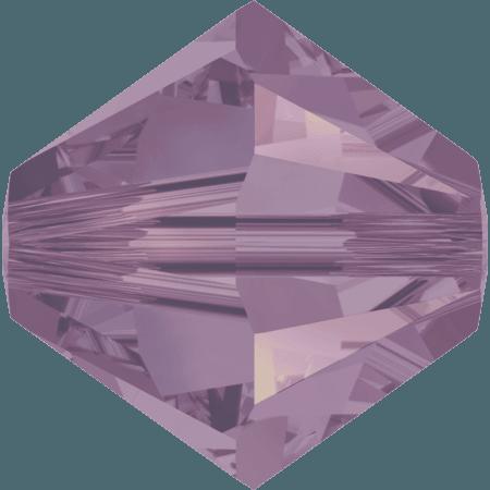 Swarovski 5328 - XILION, Cyclamen Opal