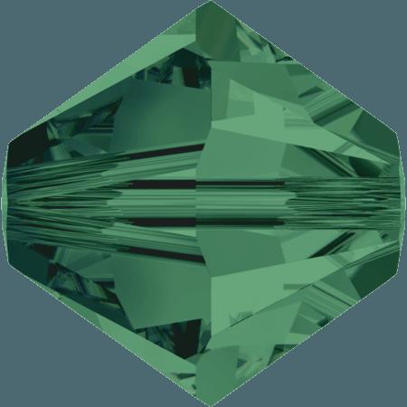 Swarovski 5328 Emerald