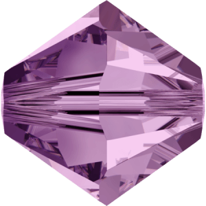 Swarovski 5328 Light Amethyst