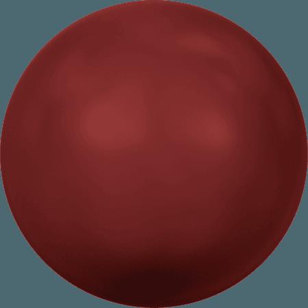 Swarovski 5811 - Crystal Red Coral Pearl
