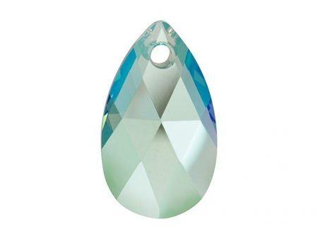 Swarovski 6106 - Pear-shaped, Erinite Shimmer