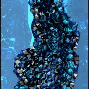 Swarovski 6925 - Growing Crystal Rectangle