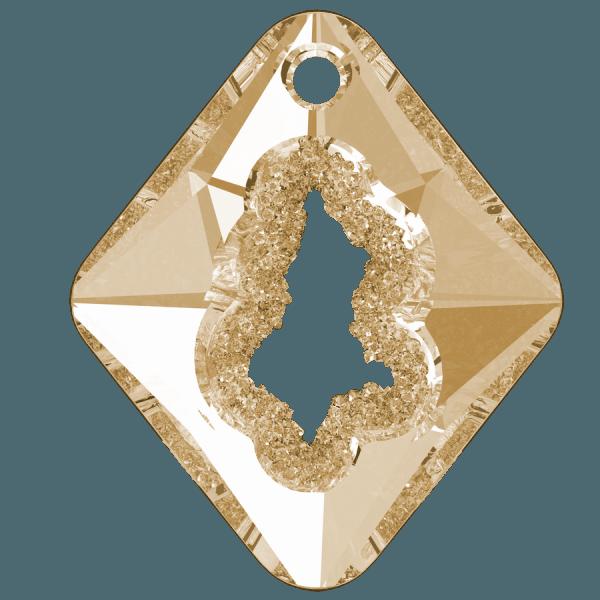 Swarovski 6926 CR Golden Shadow