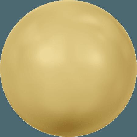 Swarovski 5818 - Crystal Gold Pearl