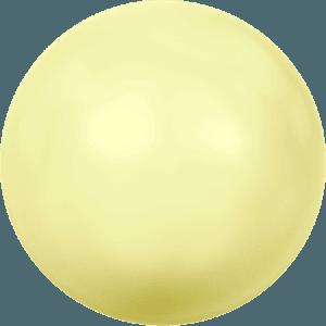 Swarovski 5810 CR Pastel Yellow