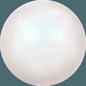 Swarovski 5810 CR Pearlescent White