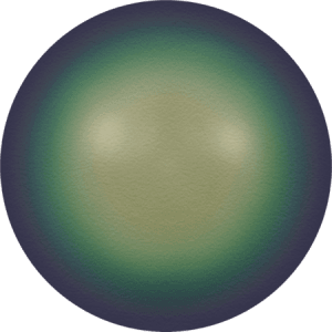 Swarovski 5810 CR Scarabaeus Green