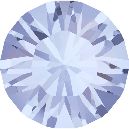 Swarovski 1028 – Xilion Chaton, Air Blue Opal