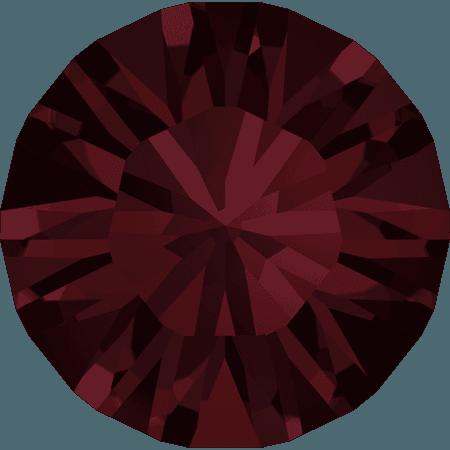 Swarovski 1028 – Xilion Chaton, Burgundy