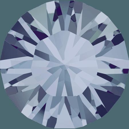 Swarovski 1028 – Xilion Chaton, Crystal Blue Shade