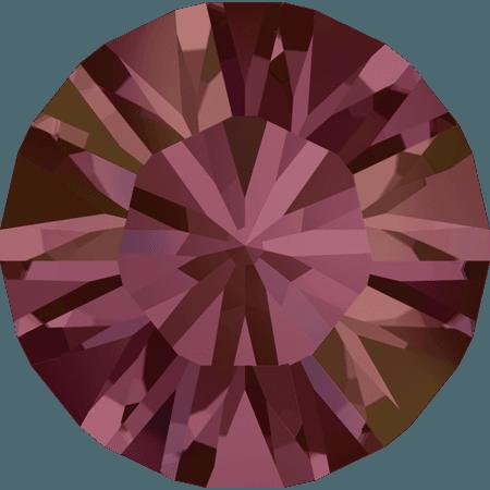 Swarovski 1028 – Xilion Chaton, Crystal Lilac Shadow
