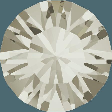 Swarovski 1028 – Xilion Chaton, Crystal Silver Shade