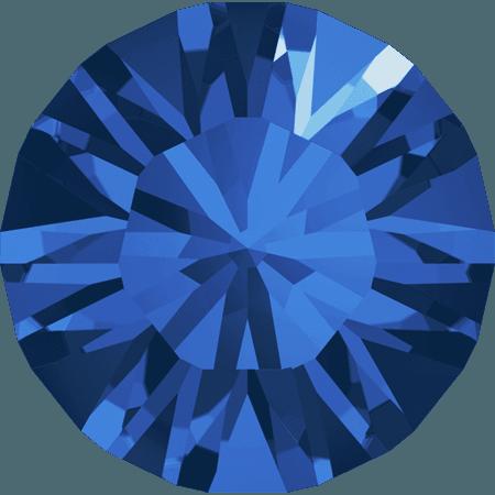 Swarovski 1028 – Xilion Chaton, Capri Blue