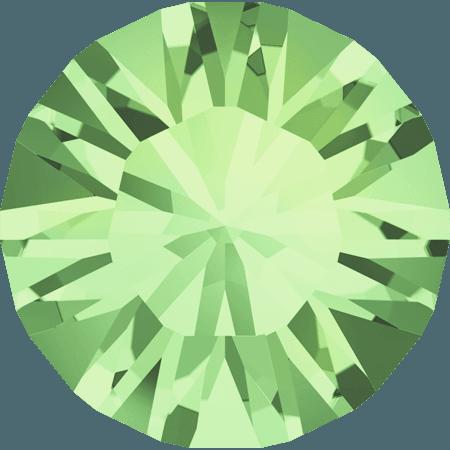 Swarovski 1028 – Xilion Chaton, Chrysolite