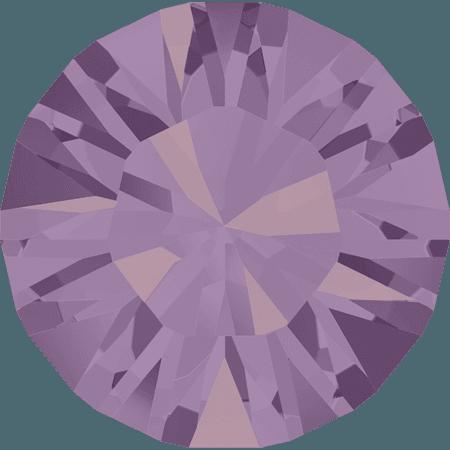 Swarovski 1028 – Xilion Chaton, Cyclamen Opal