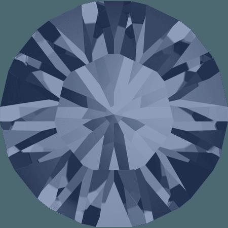Swarovski 1028 – Xilion Chaton, Denim Blue