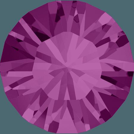 Swarovski 1028 – Xilion Chaton, Fuchsia
