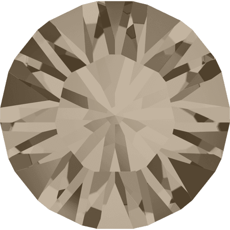 Swarovski 1028 – Xilion Chaton, Greige