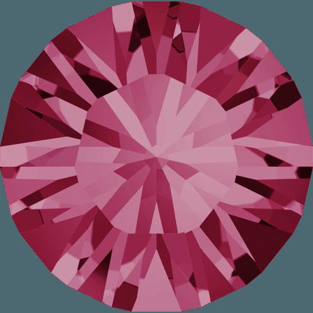 Swarovski 1028 – Xilion Chaton, Indian Pink