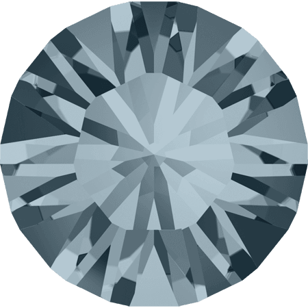 Swarovski 1028 – Xilion Chaton, Indian Sapphire