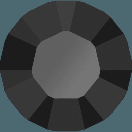 Swarovski 1028 – Xilion Chaton, Jet