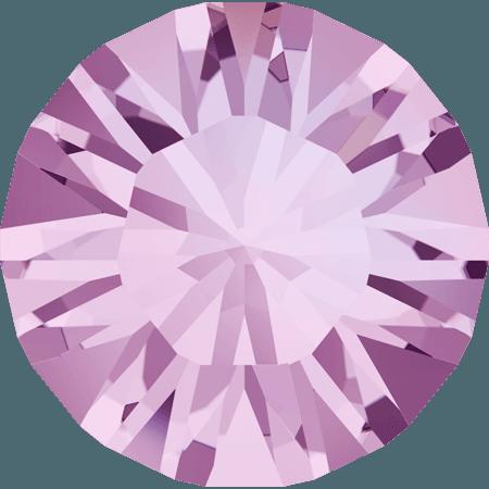 Swarovski 1028 – Xilion Chaton, Light Amethyst