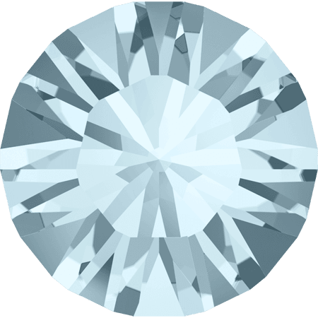 Swarovski 1028 – Xilion Chaton, Light Azore