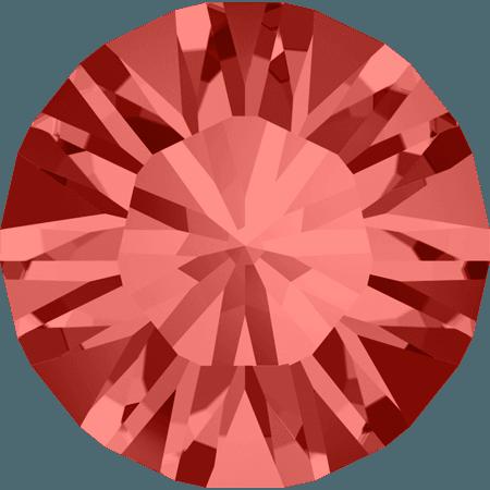Swarovski 1028 – Xilion Chaton, Padparadscha